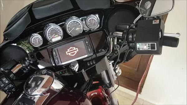 Carregador de bateria de Harley Davidson Mini