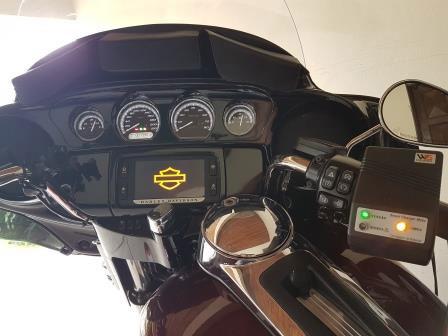 Carregador de bateria de Harley Davidson